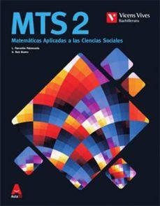 MTS 2 (MATEMATICAS CIENCIAS SOCIALES) BACH AULA 3D