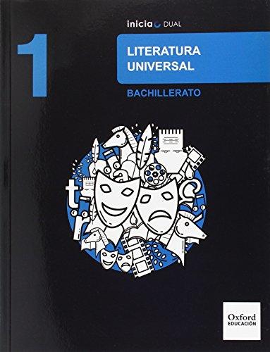 LITERATURA UNIVERSAL 1º BACHILLER