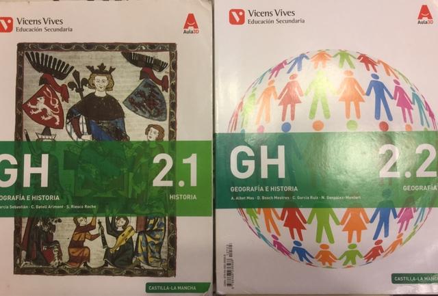 Geografía e Historia 2ºESO