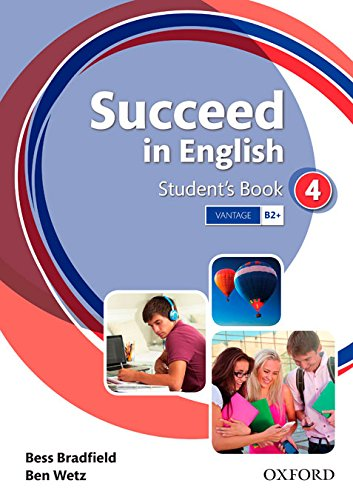 SUCCEED IN ENGLISH 4: STUDENT'S BOOK