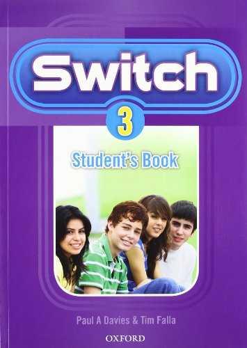 SWITCH 3: STUDENT'S BOOK