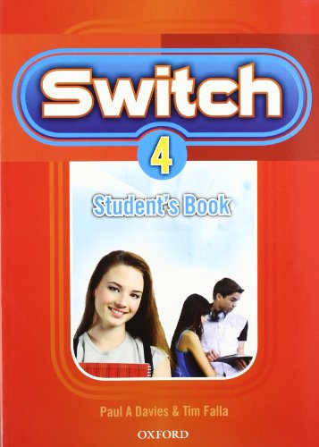 SWITCH 4: STUDENT'S BOOK