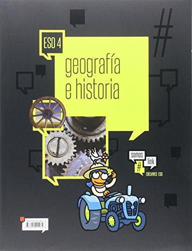 GEOGRAFÍA E HISTORIA- ESO 4º