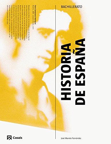 HISTORIA DE ESPAÑA II BACHILLERATO