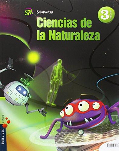 CIENCIAS DE LA NATURALEZA 3º PRIMARIA+MACARENA Y LA TORMENTA GRIS