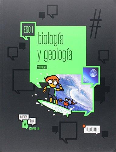 BIOLOGÍA Y GEOLOGÍA 1º ESO (TRES VOLUMENES)