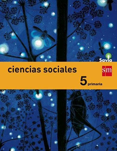 CIENCIAS SOCIALES. 5 PRIMARIA. SAVIA