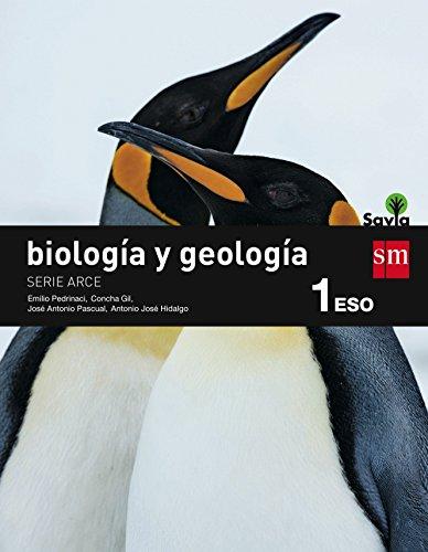 BIOLOGÍA Y GEOLOGÍA, ARCE. 1 ESO. SAVIA