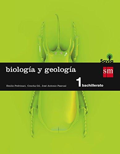 BIOLOGÍA Y GEOLOGÍA. 1 BACHILLERATO. SAVIA