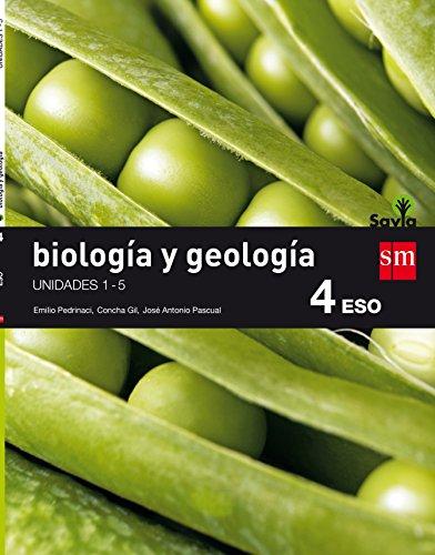BIOLOGÍA Y GEOLOGÍA. 4 ESO. SAVIA. TRIMESTRES
