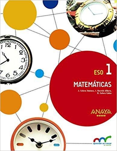 MATEMÁTICAS 1.
