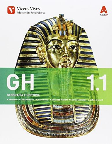 GH 1 (1.1-1.2) (GEOGRAFIA E HISTORIA) AULA 3D