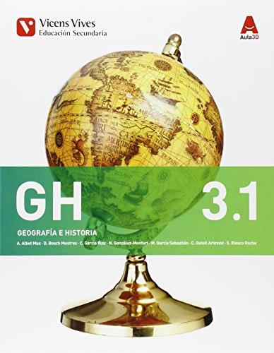 GH 3 (3.1-3.2) (GEOGRAFIA E HISTORIA ESO) AULA 3D