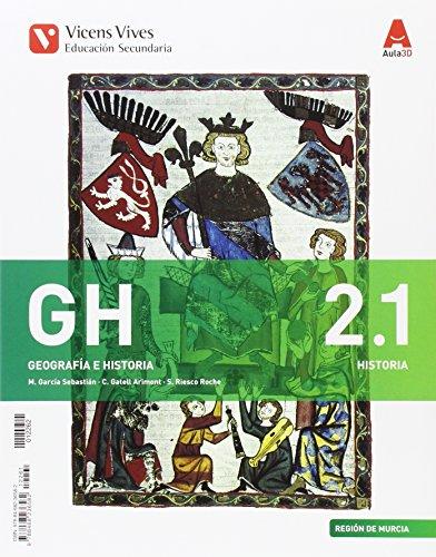 GH 2 MURCIA (HIST/GEO) + SEP GEO AULA 3D