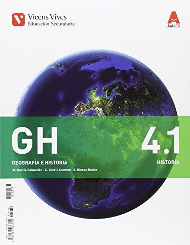 GH 4.1 (HISTORIA S.XIX) ESO AULA 3D