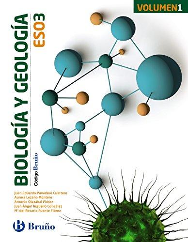 CÓDIGO BRUÑO BIOLOGÍA Y GEOLOGÍA 3 ESO - 3 VOLÚMENES