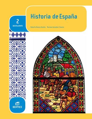 HISTORIA DE ESPAÑA 2º BACHILLERATO (LOMCE)
