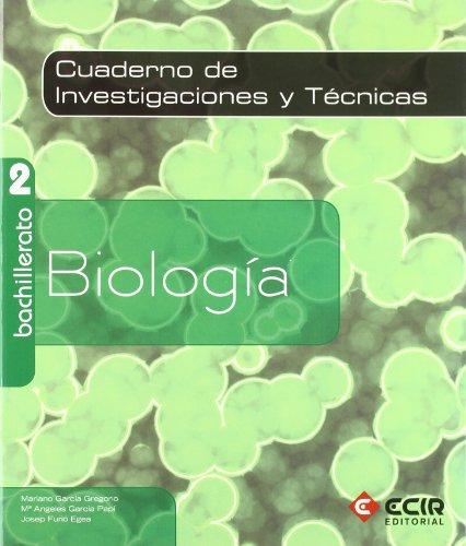 BIOLOGIA 2º BACHILLERATO / 2009